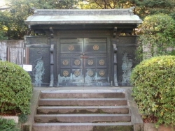 徳川将軍家霊廟