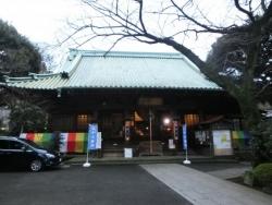 東叡山寛永寺護国院本堂