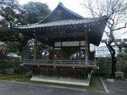 東叡山寛永寺護国院楽堂