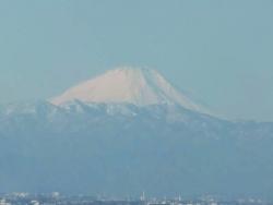 富士山 2014.01.13