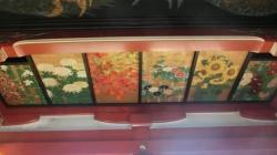 不忍池弁天堂:天井画