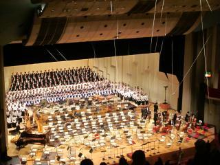 マーラー交響曲第八番