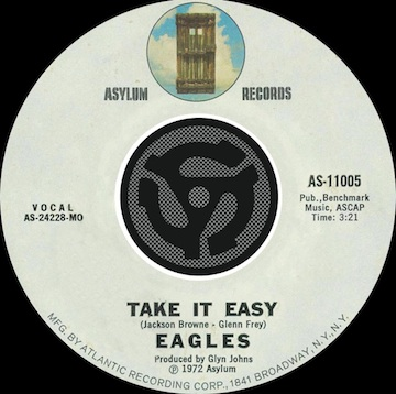 Eagles_Take It Easy