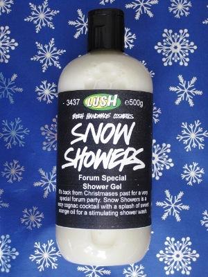 Snowshowers Shower Gel (セレブレイト シャワージェル)