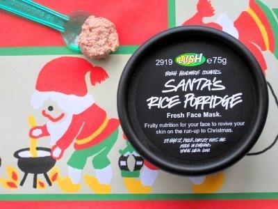 Santa's Rice Porridge (クリスマスのご褒美)