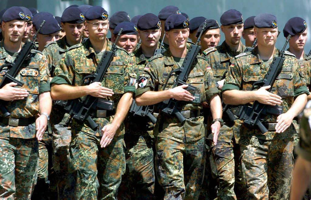 ドイツ・フランス合同旅団ワッペ...