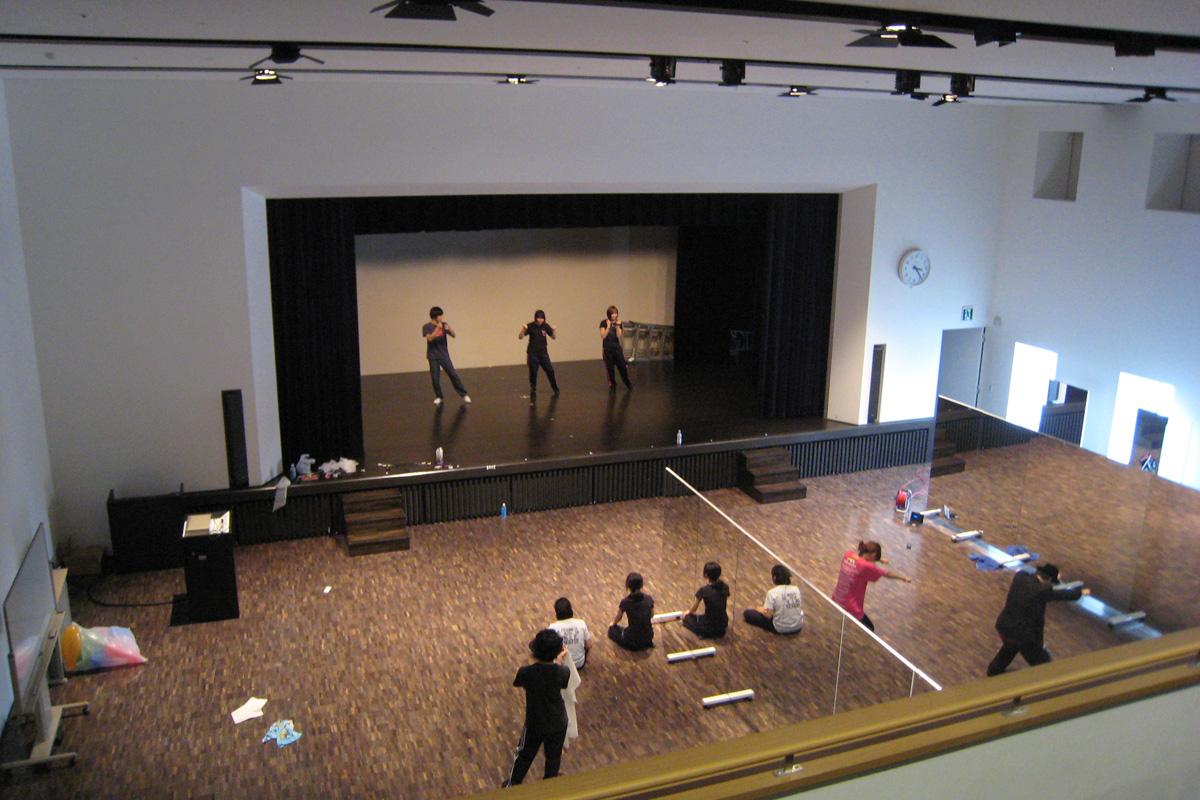 メンバーズ・ワン・MJ と ライブイベント 『FABiANAデビューライブ』 アンサンブル練習(16日)
