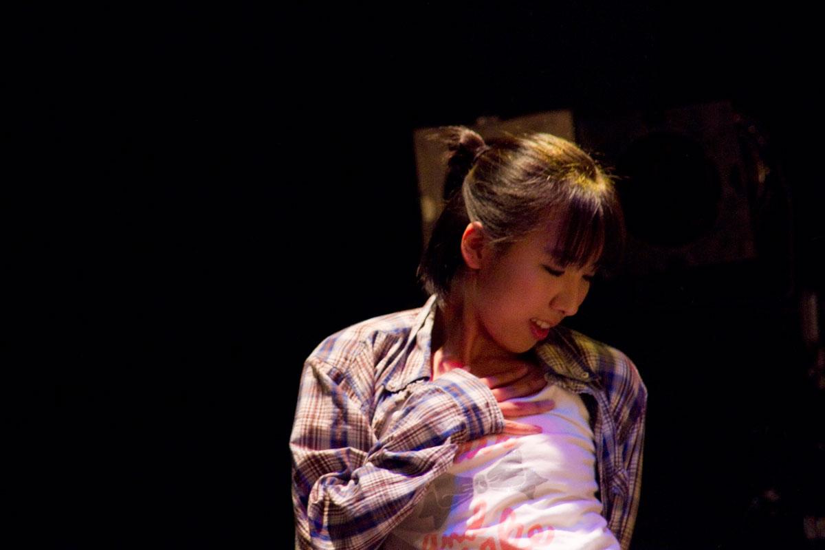 文化学院 秋の集い2010 演劇・声優・音楽・ダンス『αbet soup(アルファベットスープ) Y』