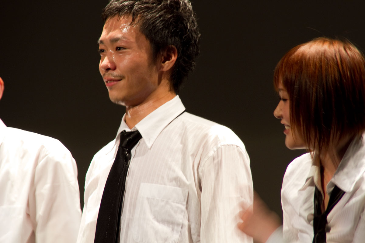 文化学院 秋の集い2010 演劇・声優・音楽・ダンス『メンバーズ・ワン・MJ』