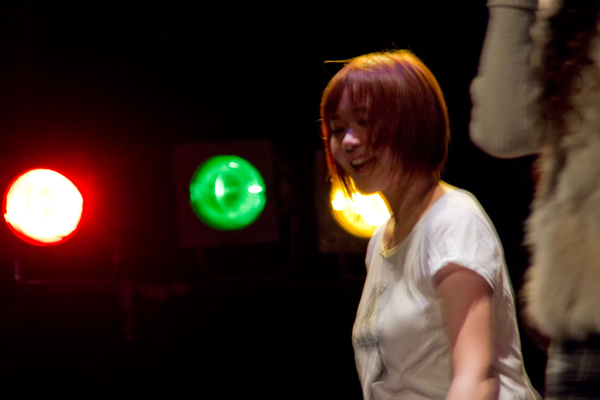 文化学院 秋の集い2010 演劇・声優・音楽・ダンス『αbet soup(アルファベットスープ) ayaka』