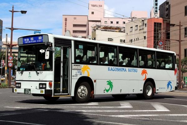 鹿児島22き1038