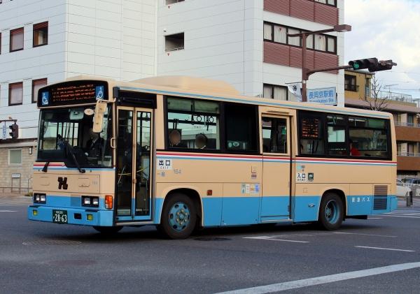 京都200か2863 164