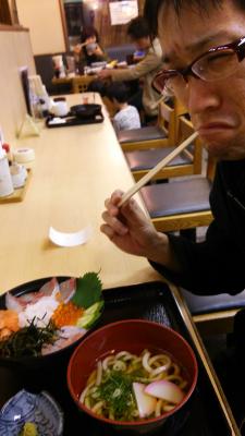 20131104海鮮丼