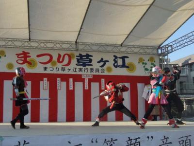 20131012草ヶ江ショー2