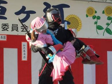 20131012草ヶ江ショー3
