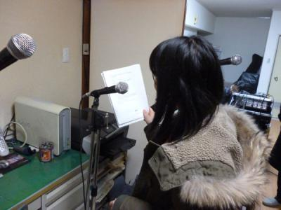 20130223声入れ・ナナコさん