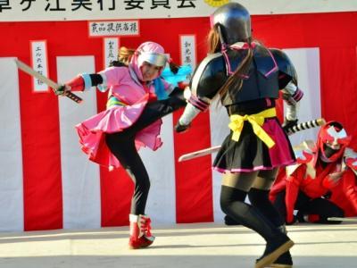 20131012草ヶ江ショー4