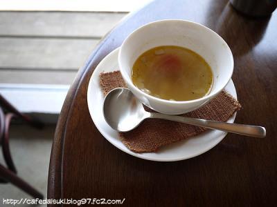 ASTERISK*◇ランチのスープ