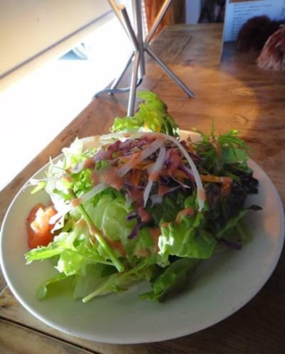 メル サラダ