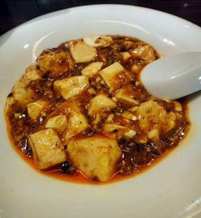 想吃担担面 麻婆豆腐