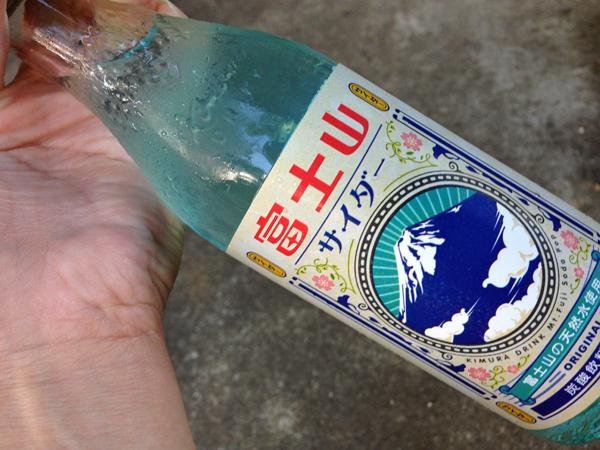 24富士山サイダー