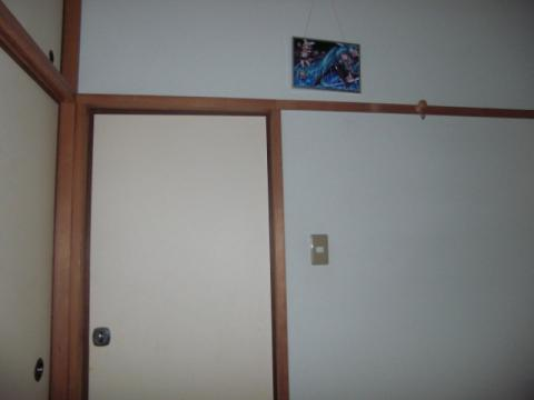 だいたいカメラのせい。部屋が小さく見えます。