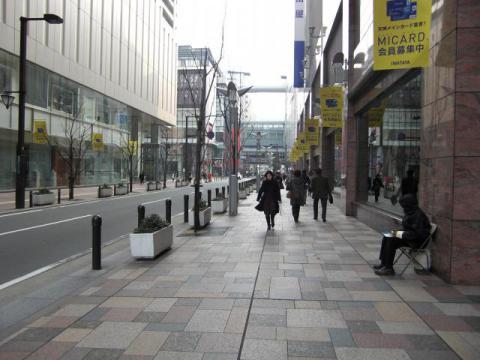 東京などの都市より過ごしやすい都市。