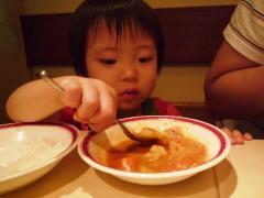 ボルシチ食べる