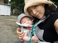 ママとOhki
