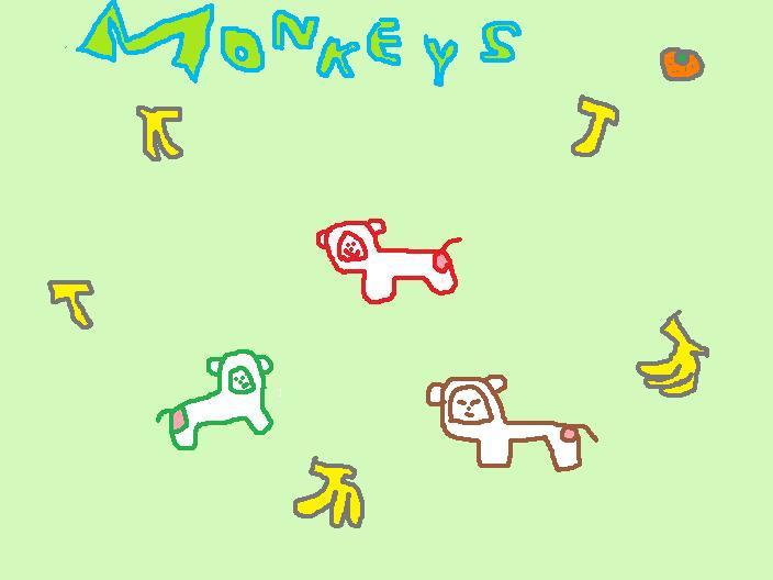 monkeys 2011
