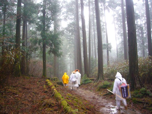 20090314大峰奥駈・春の峰入り (8)