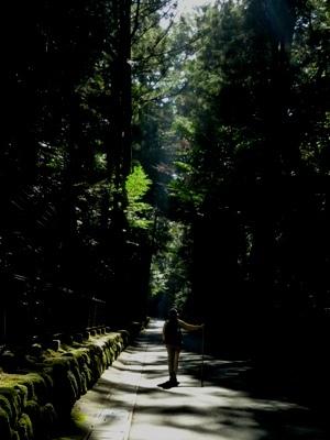 みちびとのたわ事?A diary of route journey?