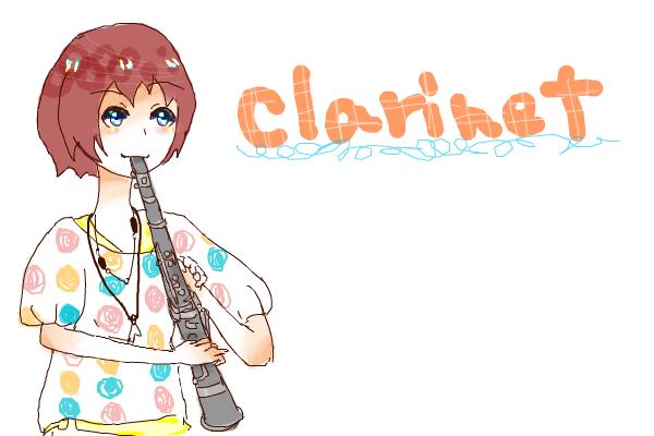 クラリネット吹き