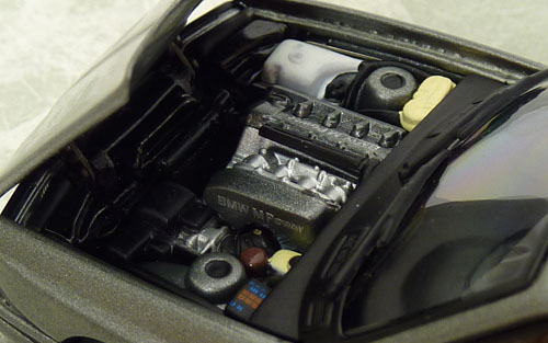 オートアート BMW M3 S.E.チェコット05