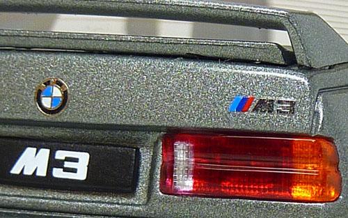 オートアート BMW M3 S.E.チェコット07