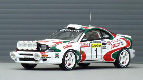 セリカターボ1994 モンテカルロナイトステージ03