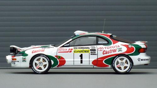 セリカターボ1994 モンテカルロナイトステージ05