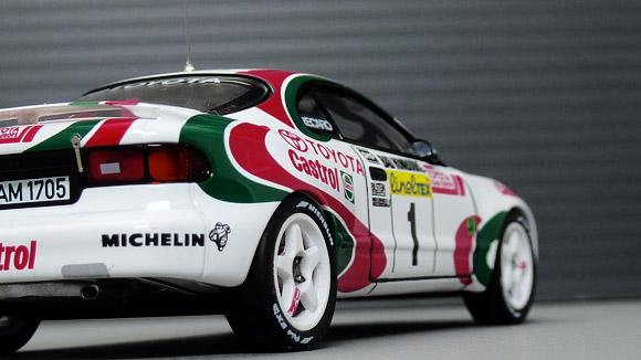 セリカターボ1994 モンテカルロナイトステージ02