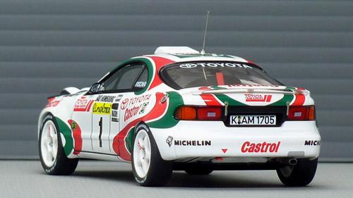 セリカターボ1994 モンテカルロナイトステージ04