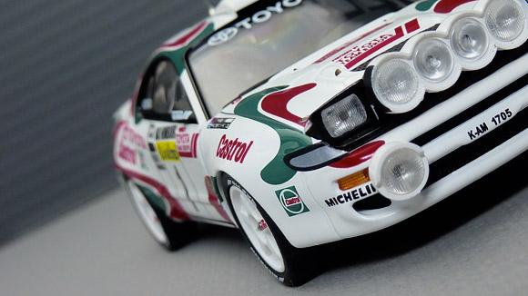 セリカターボ1994 モンテカルロナイトステージ01