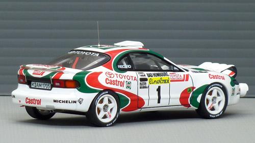 セリカターボ1994 モンテカルロナイトステージ06