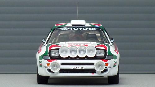 セリカターボ1994 モンテカルロナイトステージ07