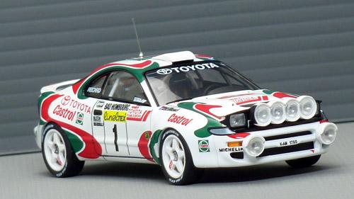 セリカターボ1994 モンテカルロナイトステージ08