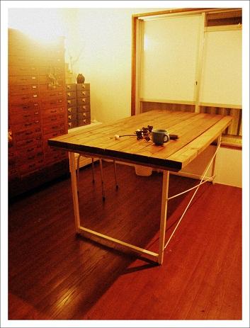 机リメイク ハンドメイド家具 家具リメイク 手作りインテリア