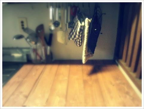 キッチンインテリア 台所 リメイク家具 手作り家具 ジャンクスタイルインテリア ミックススタイルインテリア