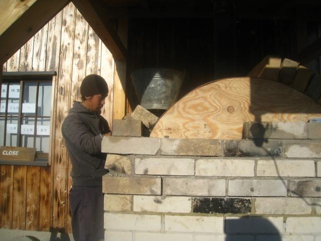 石窯製作1