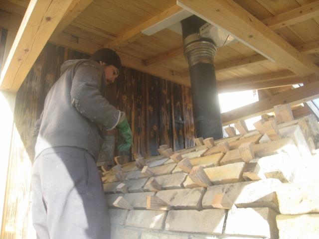 石窯製作3
