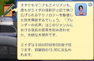 エイダ小説