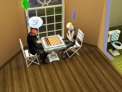 11日チェス
