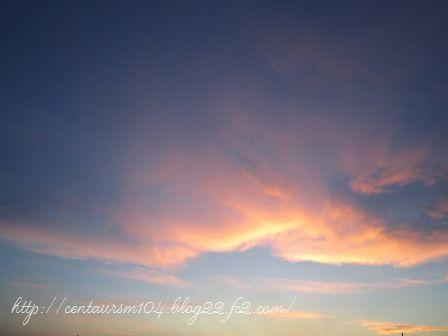 夕景IMG_0817